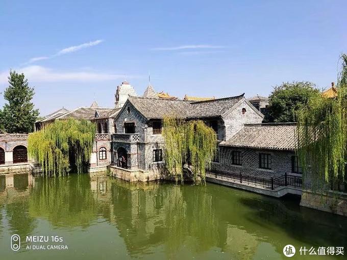 国庆节赴台儿庄古城-日照自驾游