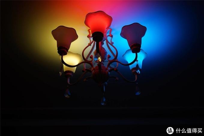 卧室照明改造计划:调调新鲜灯泡使用评测