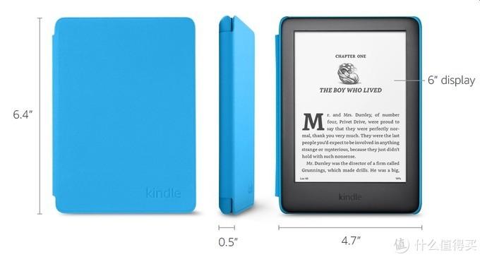 从小培养阅读兴趣:Amazon 亚马逊 发布 Kindle Kids Edition 电子阅览器