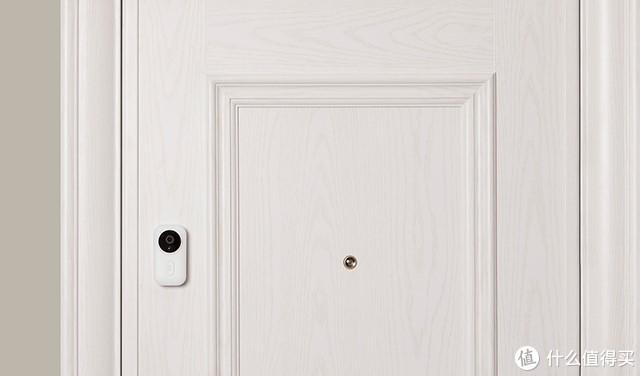 可视门铃基本都是3M胶固定