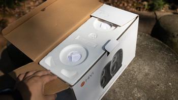 惠威X3监听音箱图片展示(做工|重量|充电口|插头|插口)
