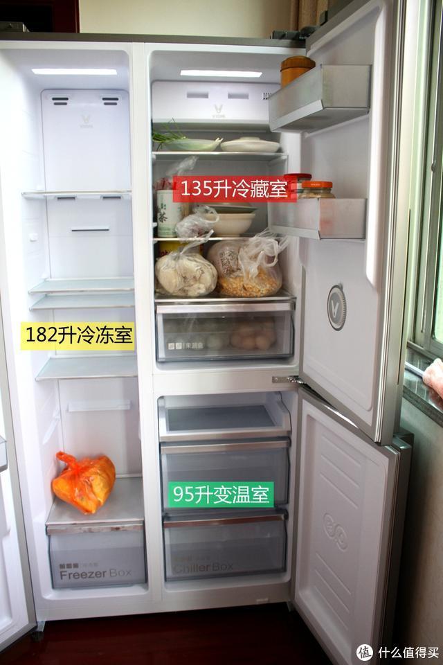 被老冰箱坑到哭!一怒之下换了云米智能大屏冰箱,4999元真香