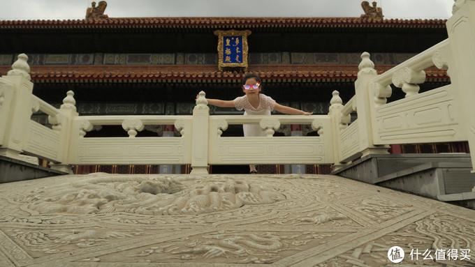 暑期去故宫凑热闹拍人人人