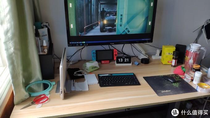 换了新桌子当然要整理下桌面咯,顺便把前篇收尾