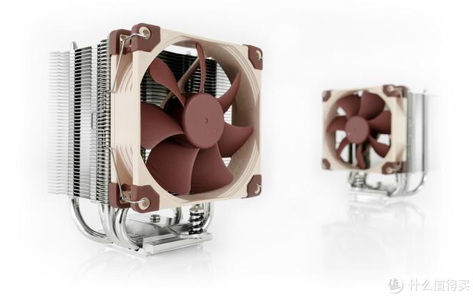 ITX迷你塔——猫头鹰(NOCTUA)NH-U9S散热器