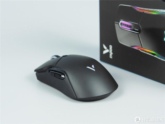 「超逸酷玩」无线模式有线模式随意切换的雷柏VT200双模版鼠标