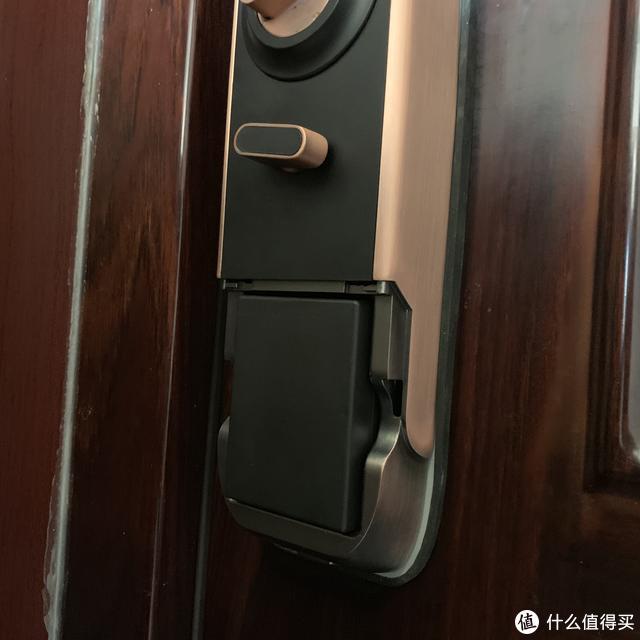 出乎意料的智能便捷安全 希箭全自动指纹锁C1体验分享