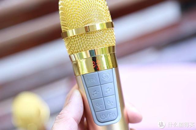 皇马移动K歌音响RM-K666:移动式KTV,让你尽展歌喉