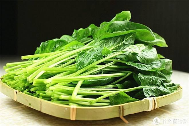 贤惠主厨暗送秋波~秋日养生就吃吃菠菜盒子