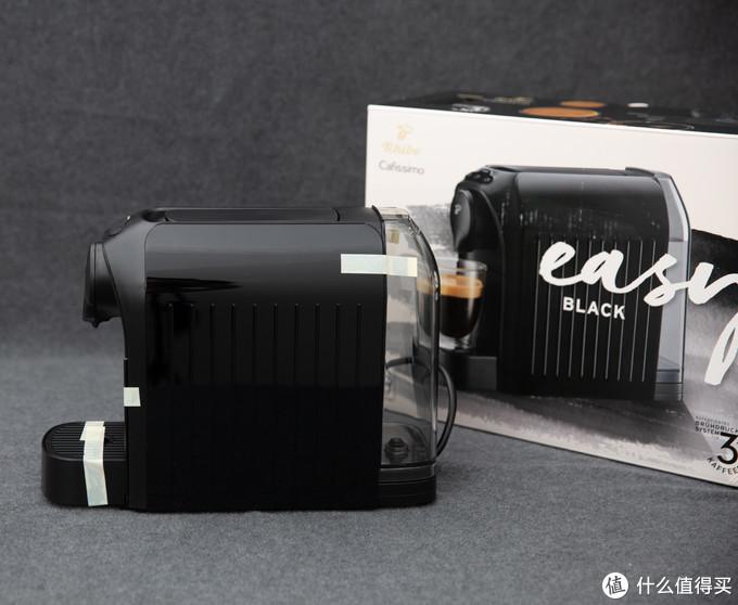奇堡小易开启多彩生活每一天-奇堡小易胶囊咖啡机评测