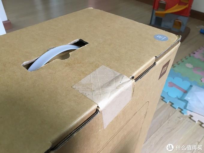 图书馆猿の小米(MI)20英寸拉杆箱简单晒