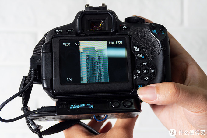 佳能EOS 700D单反相机连接方式