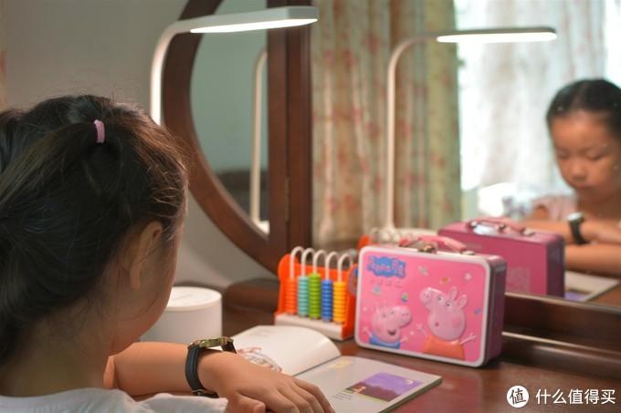 快快乐乐学习,我有创维智能台灯相伴