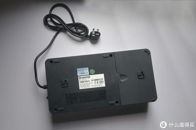给蜗牛矿渣NAS加个守护神——山特TG-BOX 850 UPS不间断电源 开箱评测