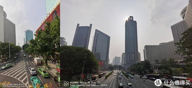 NEX 3与Mate 30 Pro拍照对比 多一个摄像头是否更有优势