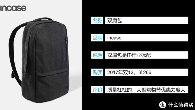 incase包,我用的淘宝图片,自己拍不好