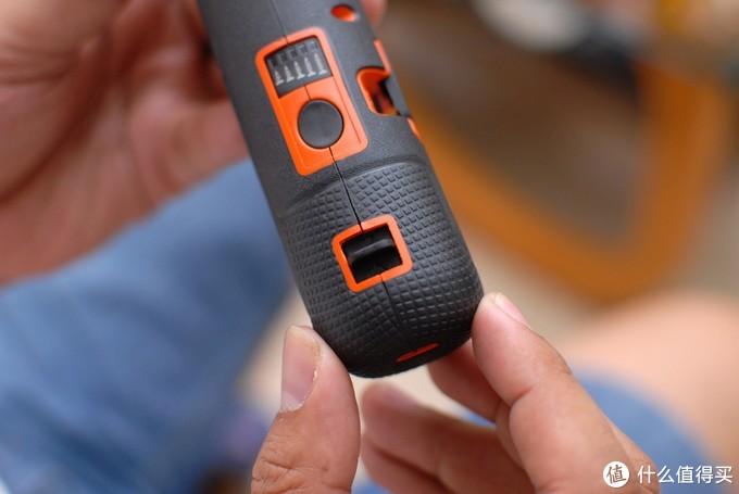 得心应手,智能电动省时更省力:百得 smart push 4V 锂电螺丝刀