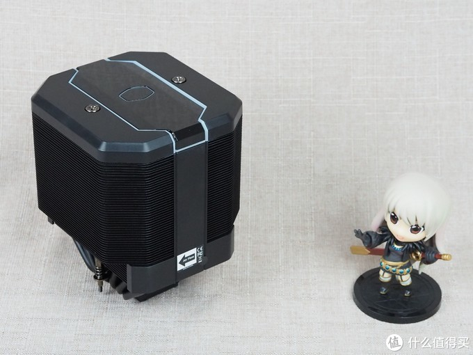 幽灵撕裂者:叫爸爸!! 霸气侧漏的双塔装甲RGB风冷——酷冷至尊 黑武士T620M 风冷散热器开箱简测