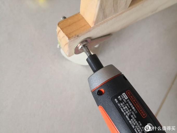 家居好帮手,百得 BD40KA-A9 锂电螺丝刀 使用体验