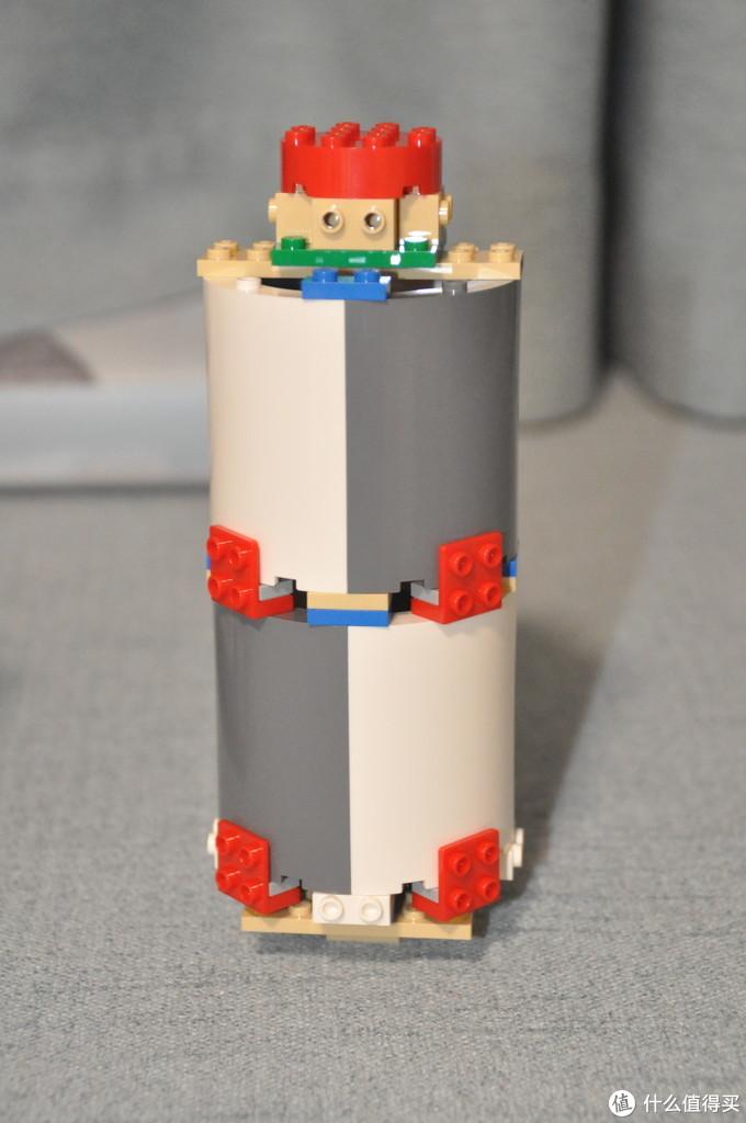 LEGO 乐高 ideas 21309 NASA 阿波罗计划 土星5号运载火箭