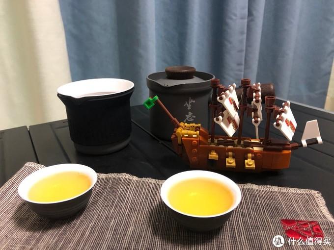 茶已备好,只待君来。— 爱路客坐忘功夫茶具分享