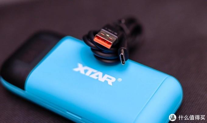 科技美学,XTAR PB2S充电器评测