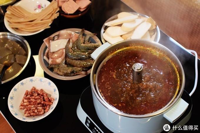 吃火锅的季节 谁煮沉浮 臻米升降电火锅体验