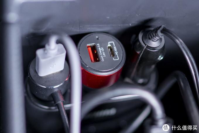 耐尔金车载快充,真正不足百元的63W充电器