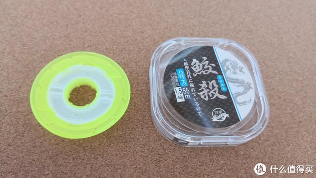 """88元双宝""""鲛杀""""鱼线(1.5号子线)实用评测"""