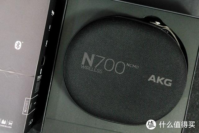 无线头戴式蓝牙耳机首选,AKG N700NCM2体验,降噪音质依然出色