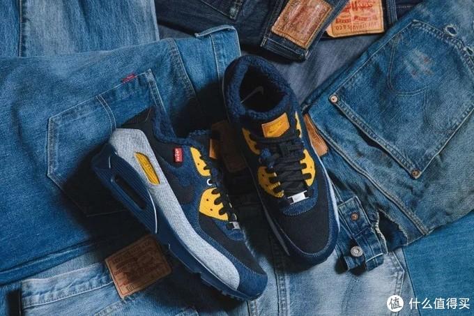 一波一波又一波,Levi's又与Nike出新联名,还是中国限定