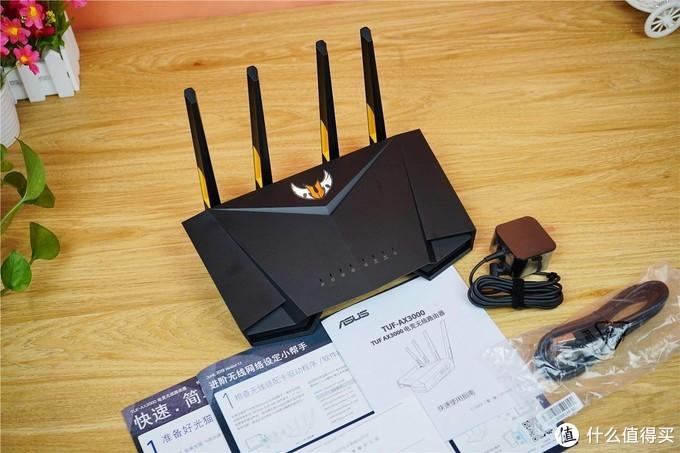 WiFi 6路由,让你的网速飞起来--华硕TUF GAMING AX3000使用分享