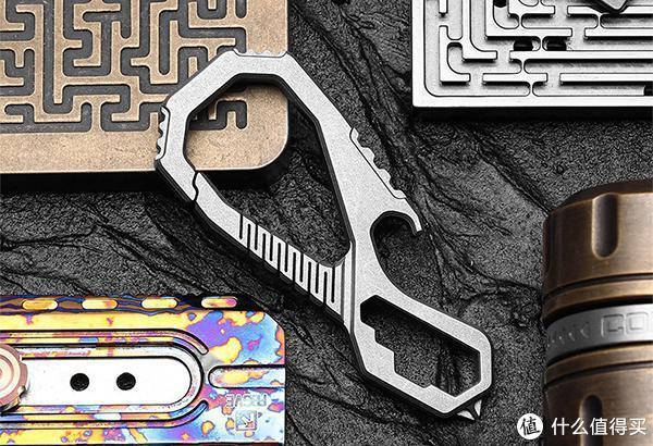 EDC玩家看过来!复古、精致、还有趣?你选的钥匙扣,暴露了你是什么样的人