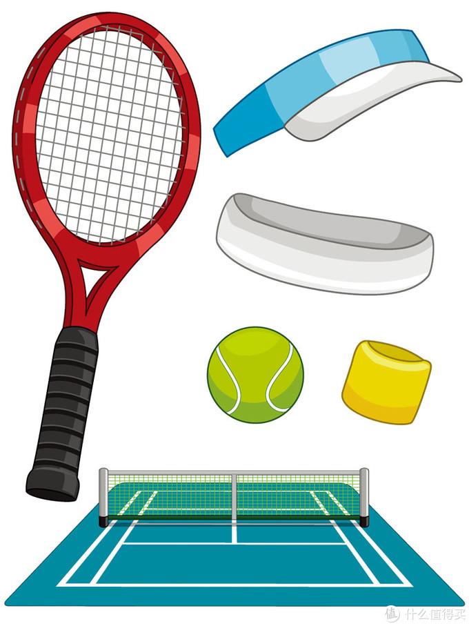 网球新人的小清单