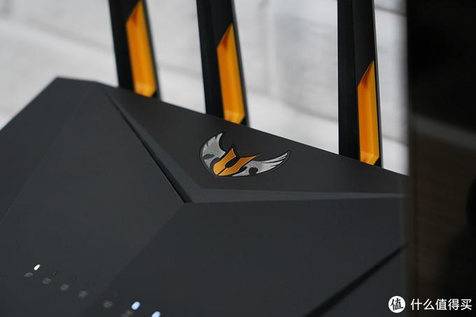 WIFI6路由新布局 华硕TUF-AX3000电竞特工路由评测