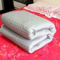 佳尼特智能恒温水暖床垫外观图片(主机 注水口 开关)