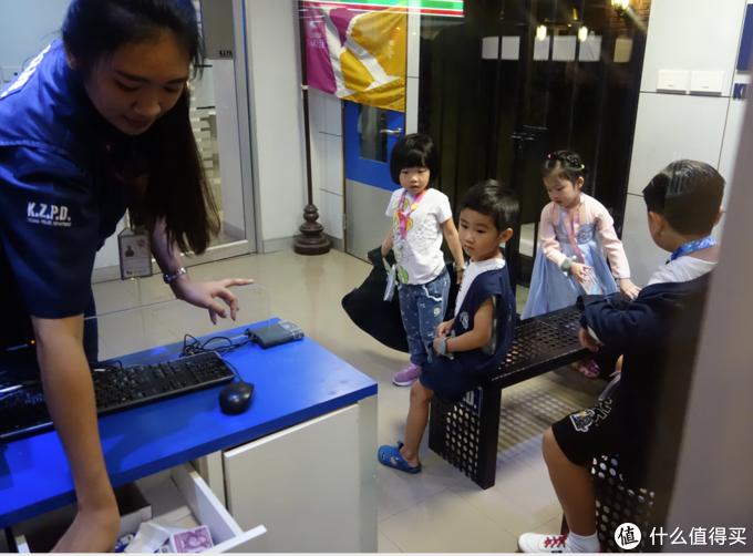 曼谷的KIDZANIA儿童职业体验馆