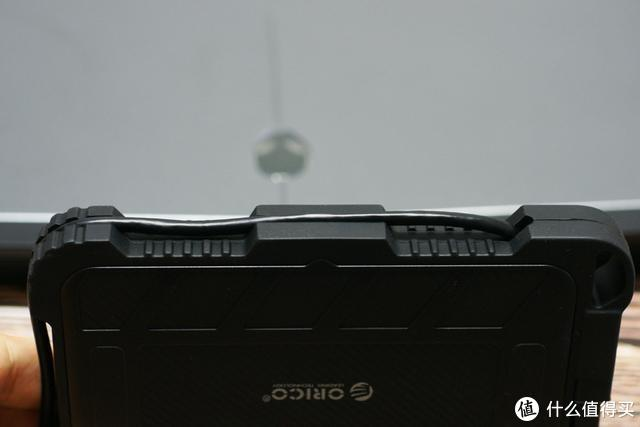 超硬派,无惧碰撞!ORICO硅胶三防硬盘盒体验