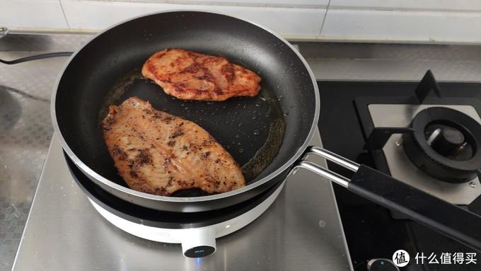 用米家电磁炉套装锋味定制版制作美食敬我们无比热爱的生活