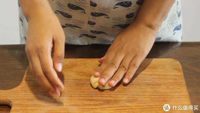 手把手教你做好吃到哭的蛋黄酥