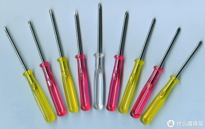 在收到新的螺丝刀之前我的螺丝刀是这样的!