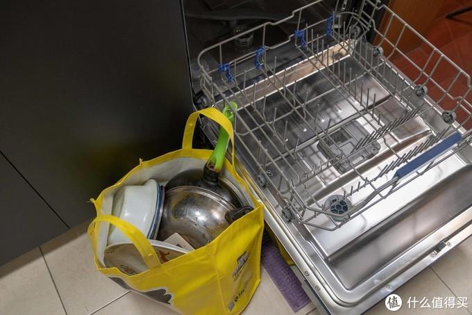 厨房升级大改造:从6套到13套,说说我的洗碗机升级美的J10体验