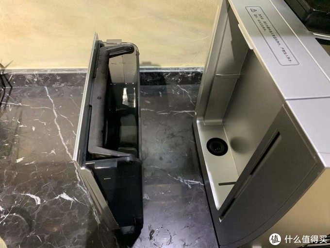 圣图咖啡机可拆卸水箱
