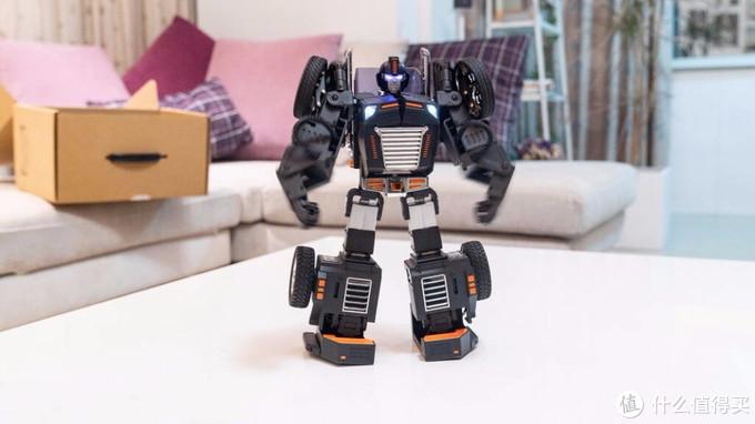 寓教于乐的儿童编程机器人,乐森星际特工教育版T9-x开箱