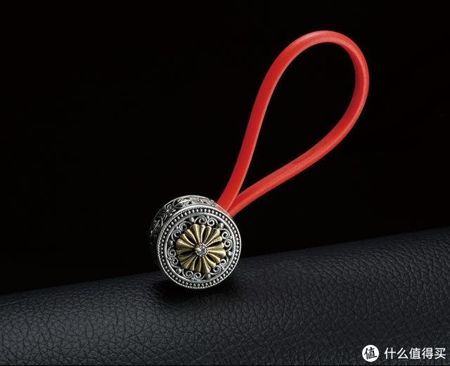 EDC玩家必备:创意、极简、匠心,FEGVE斐戈钛合金钥匙扣玩转时尚