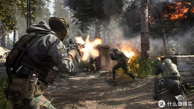 重返游戏:《使命召唤:现代战争》PC配置放出 2060流畅光追