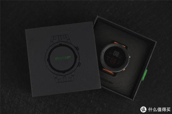 咕咚运动手表X3体验:支持7种运动模式,续航可长达40天!