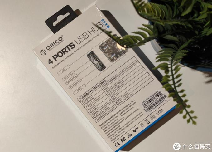 好看才是第一购买力——ORICO USB3.0透明分线器评测