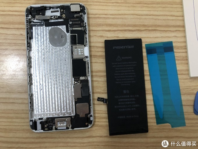 第一次换iPhone 6P电池!看完这篇还不懂,手残党都不收留你