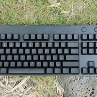 罗技G PRO X 游戏键盘细节展示(键帽|按键|线材|脚架)